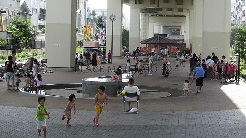 写真:江東区立堅川河川敷公園公式ホームページより