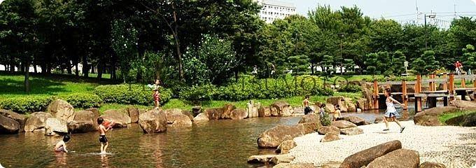 写真:東京都東部7公園公式ホームぺージ