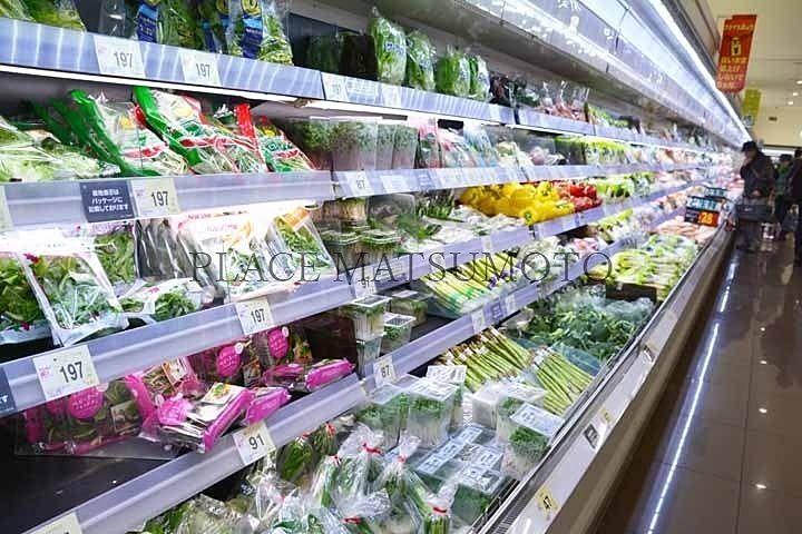 亀戸近隣の大型スーパーマーケット イメージ