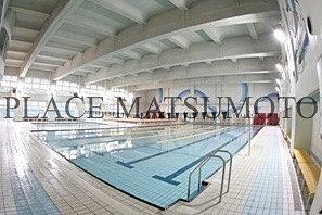 室内プール 亀戸スポーツセンター 写真は公式ホームページより