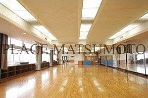 小体育室 亀戸スポーツセンター 写真は公式ホームページより
