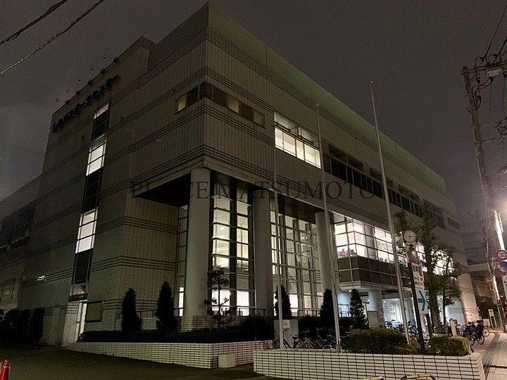 夜の亀戸スポーツセンター